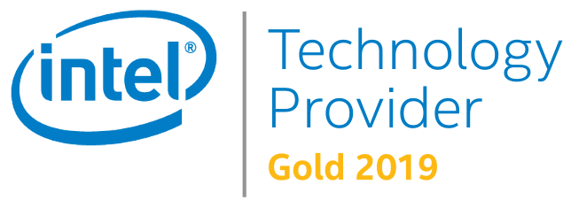Intel Technology Provider - Gold 2019